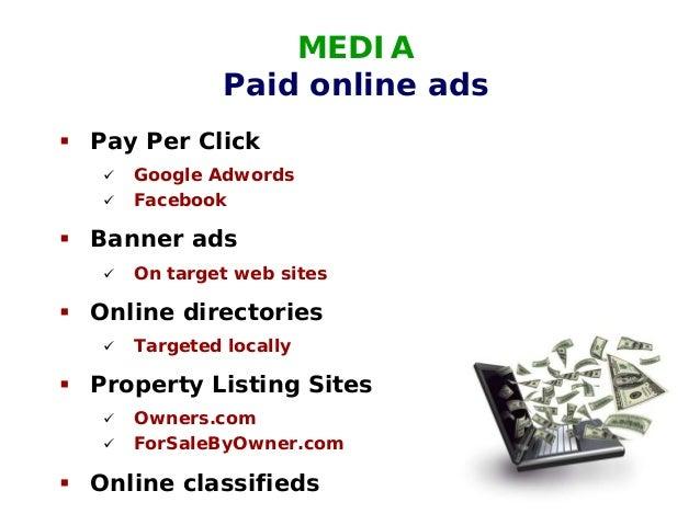 Strategic online marketing for real estate investors