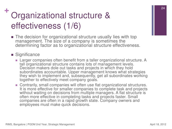 organization an important management decision This page introduces business management as decision making  what distinguishes an important decision from a less important  a learning organization.