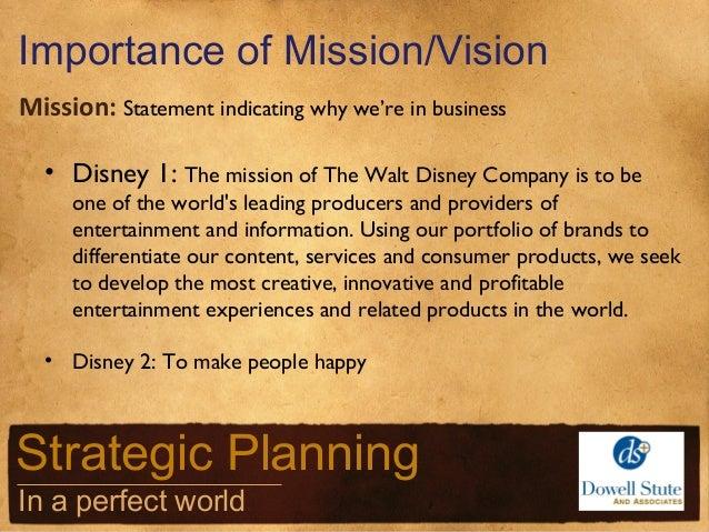 Importance Of Mission Importance Of Mission ...