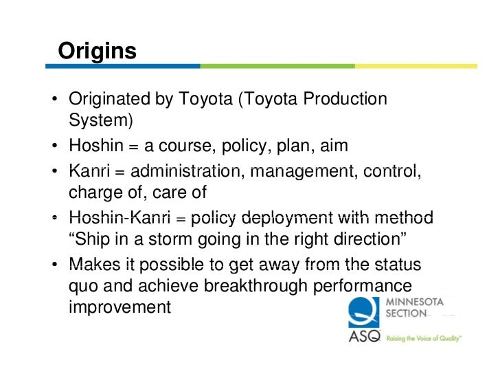 toyota production planning Sales and operations planning (s&op) is a critical component of the supply chain planning process it is linked upstream to the mix planning process and downstream to the production scheduling process.