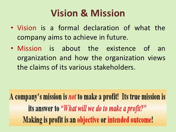 mission vision objectives strategy of an indian company Company mission, vision, values why we why we exist: our mission making people's lives better by powering a more prosperous world.