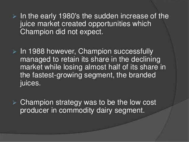 case study dairy pak