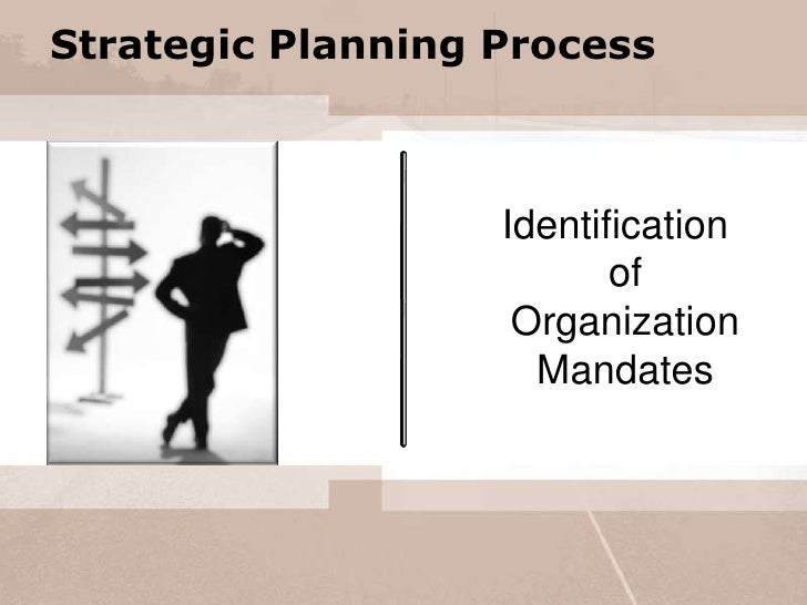 importance of strategic planning pdf