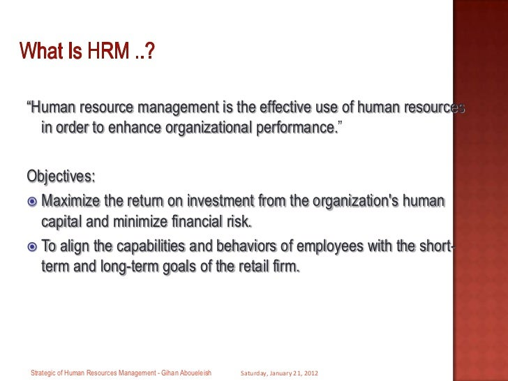 human resoures management A human resources management system (hrms) is a software application that combines many human resources functions, including benefits administration, payroll.