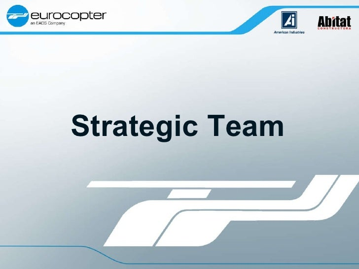 Strategic Team