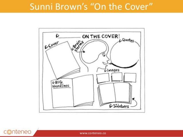 "www.conteneo.co Sunni Brown's ""On the Cover"""