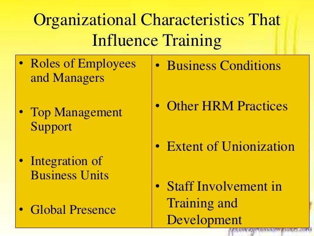 top management support influence training and development Quizz 8 9 - free download as pdf file (pdf top management support is required for successful implementation research studies shows no significantly greater talent management has a broader range of activities than does training and development ans: t obj: 1 top: conceptual pts.