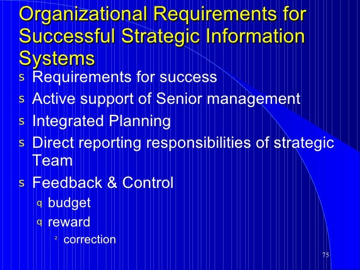 strategic use of information systems essay 2011-03-16  23 comments on what is strategic  i got the information here: http://strategic  graphs about the use of the phrase strategic.