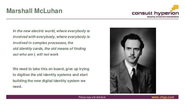 A Short, Strategic Comment on Digital Identity Slide 2