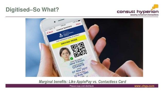 A Short, Strategic Comment on Digital Identity Slide 3