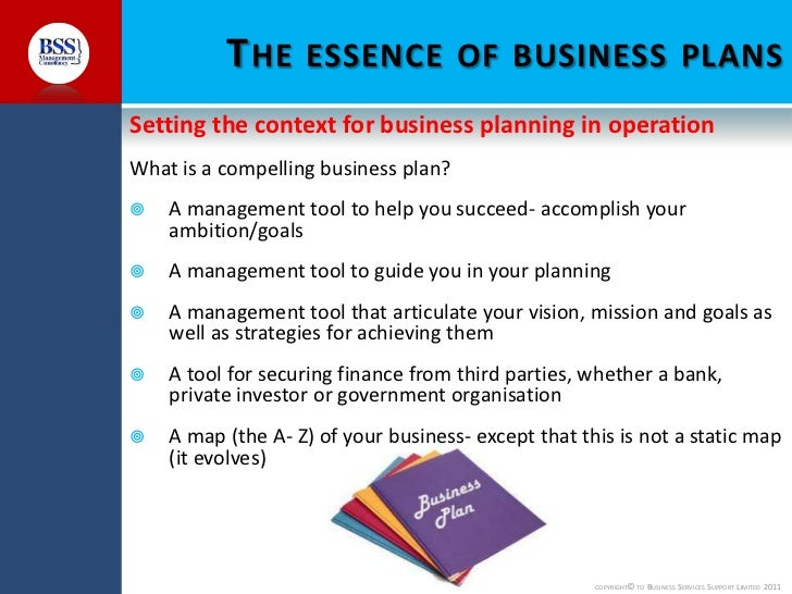 How To Write A Business Plan  - Writing business plan for funding and growth course Slide 3