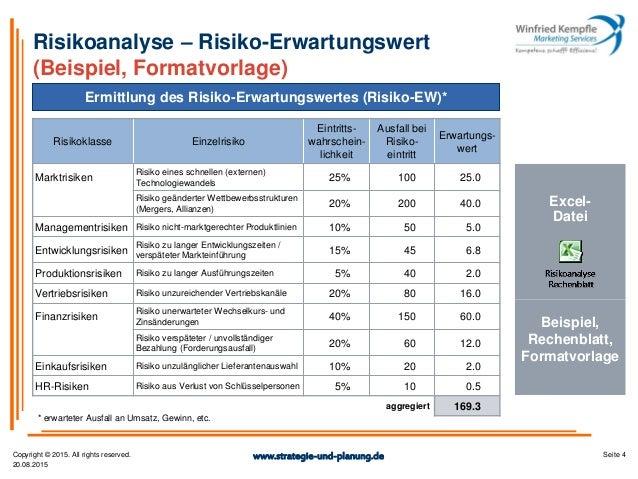 risc screen 2jpg. risikomatrix im papier des bayerischen landesamts ...