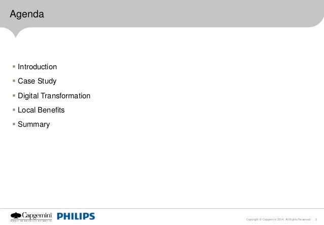 Digital Customer Experience strategy & Marketing Automation for Philips Healthcare Austria Slide 2
