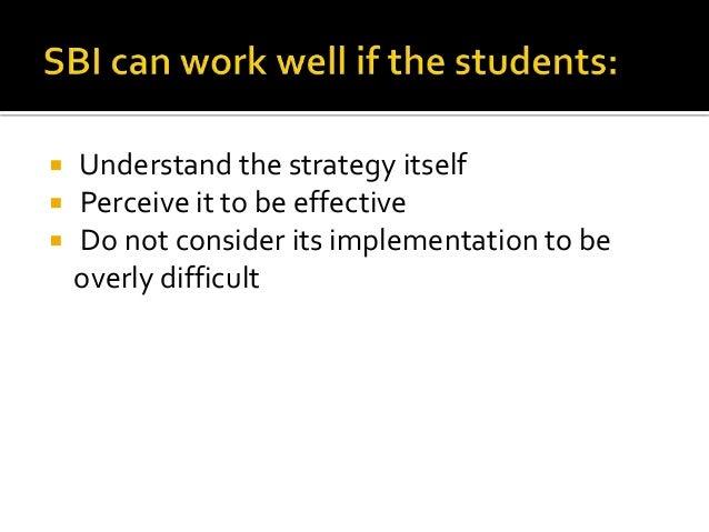 Strategies Based Instruction
