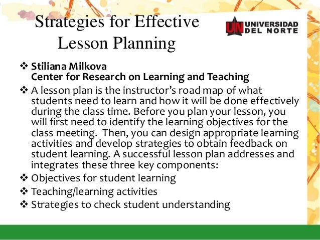 the steps in creating an effective lesson plan Class act | how to create effective—and adaptable—lesson plans  single dance  step, a combination of steps, or conceptual ideas in class can.