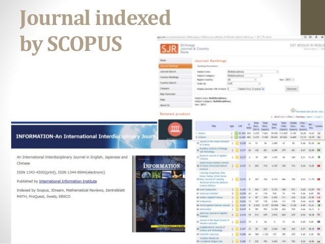 Strategies for publishing scientific paper