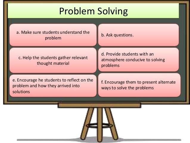 problem solving tcs aspire material