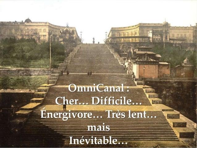 92 OmniCanal : Cher… Difficile… Énergivore… Très lent… mais Inévitable…