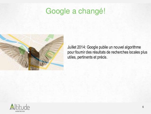 7  Comment plaire à Google après Hummingbird?