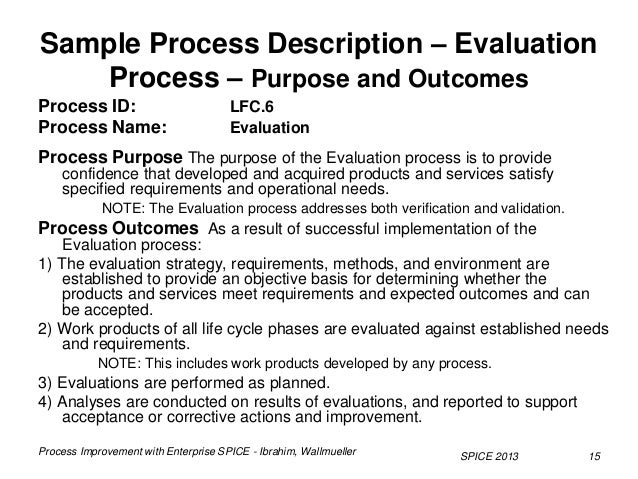strategies and process improvement with enterprise spice u00ae