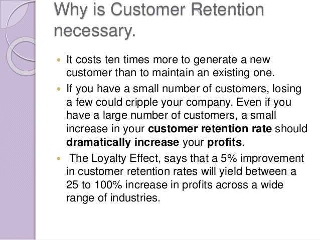 vodafone strategy for retention of customers Recognizing that the game was different, vodafone began reconsidering its strategy we're entering a different phase now, where customer retention is the new acquisition, says john stewart, senior manager of customer analytics for vodafone new zealand now that we have all of these customers, we need to answer.