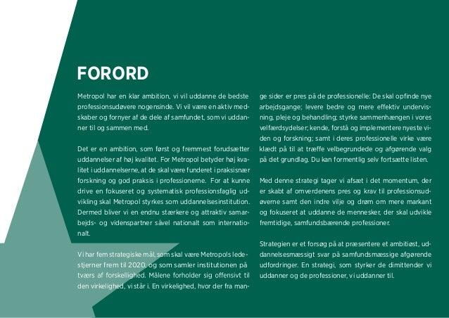 Metropol Strategi 2020 Slide 3