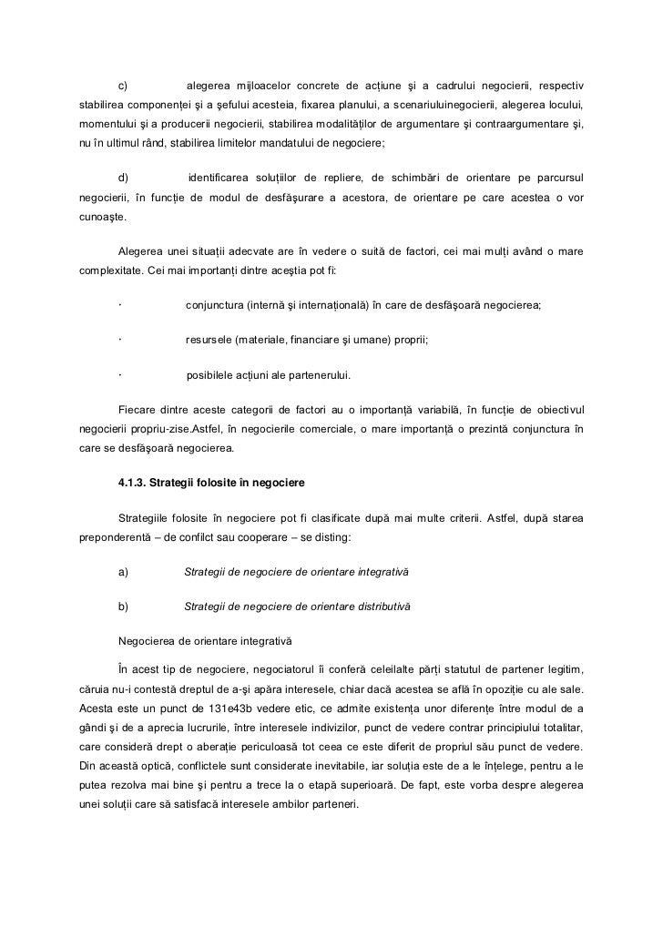 Strategii, tehnici şi tactici de negociere Slide 2