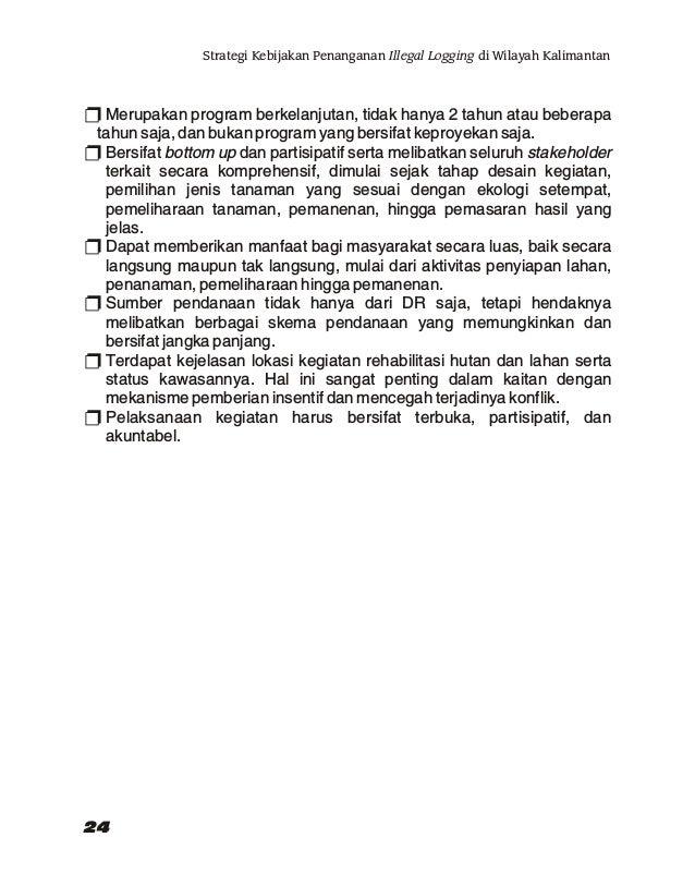 "Syarifudin, SP (Pembicara VII) Direktur Eksekutif WALHI Kalimantan Timur Topik : ""Pelibatan Masyarakat"" Faktor Penting Pen..."
