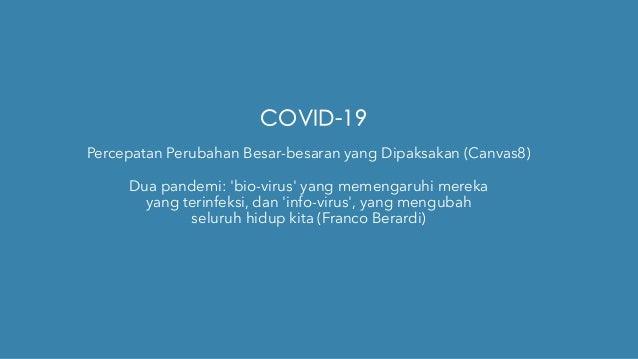 COVID-19 PASCA COVID-19 Fashion Kreativitas Komersial Teknologi