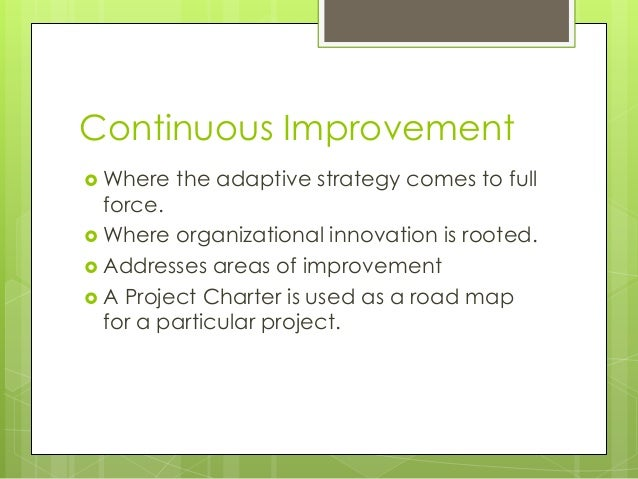 Business Strategy/Overview of Strategic Planning