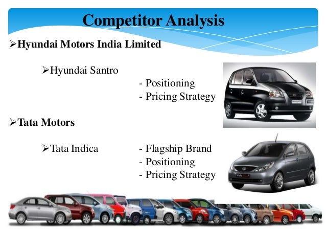 Diversification Strategy Of Tata Motors