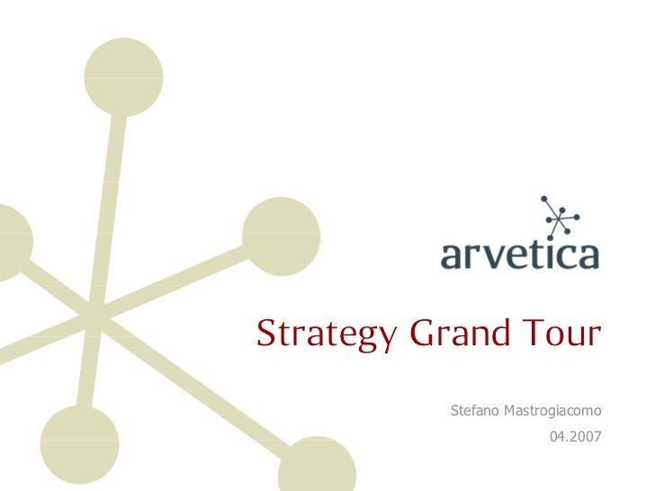 Strategy Grand Tour           Stefano Mastrogiacomo                        04.2007