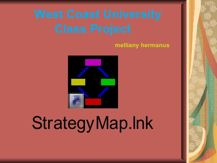West Coast University   Class Project   melliany hermanus