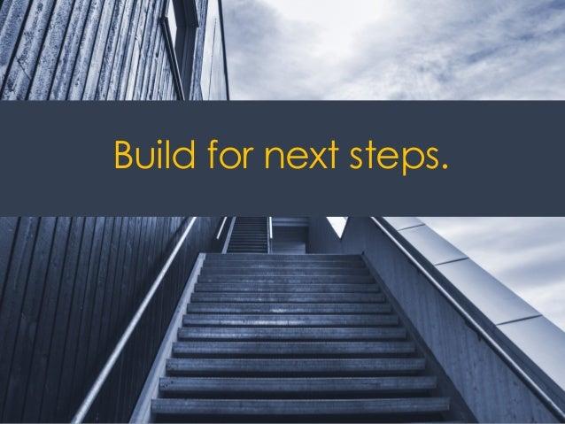 @ redsesame #confabEDU 45 Build for next steps.