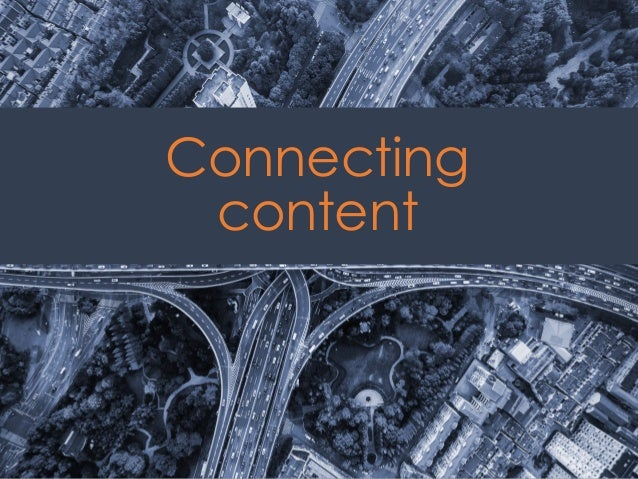 @ redsesame #confabEDU 48 Connecting content