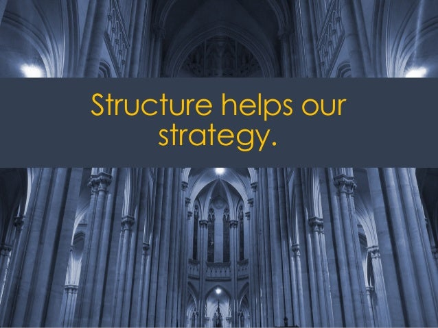 @ redsesame #confabEDU 66 Structure helps our strategy.
