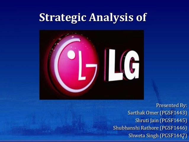 Strategic Analysis of Presented By: Sarthak Omer (PGSF1443) Shruti Jain (PGSF1445) Shubhanshi Rathore (PGSF1446) Shweta Si...