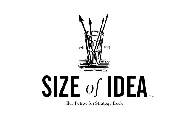 SIZE ooff IDEA  Ilya Petrov for Strategy Deck  v1