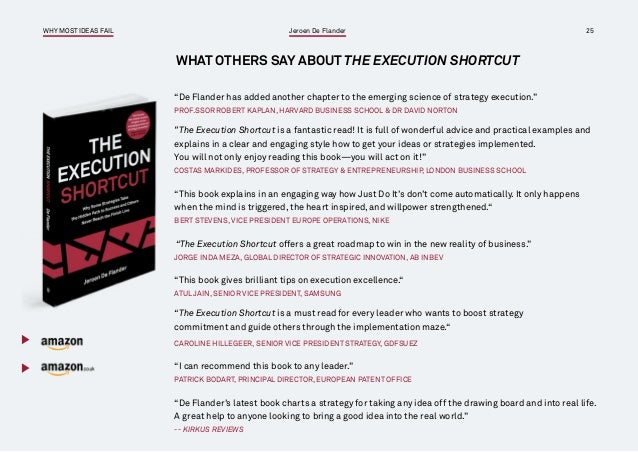 Strategy execution ebook why most ideas fail pdf 25 fandeluxe Images