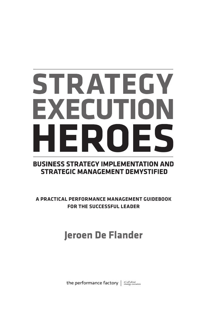 Strategy implementation and execution report apple compute