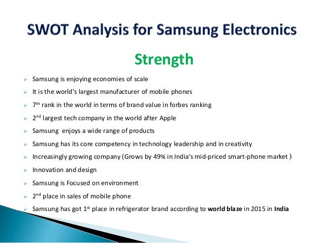 samsung mobile cost leadership differenciate strategy Help to create mutually beneficial marketing partnerships between samsung mobile and other leading global companies  develop distribution and retail strategy to .
