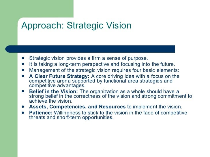 strategic elements of competitive advantage Positive and beneficial competitive outcomes therefore strategic management in real competitive advantage implies companies the important elements in.