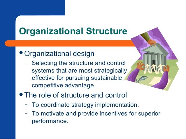 strategic organizational design Strategic organization design from ludwig-maximilians-universität münchen (lmu) strategic organization design will introduce new topics and modules with even more.