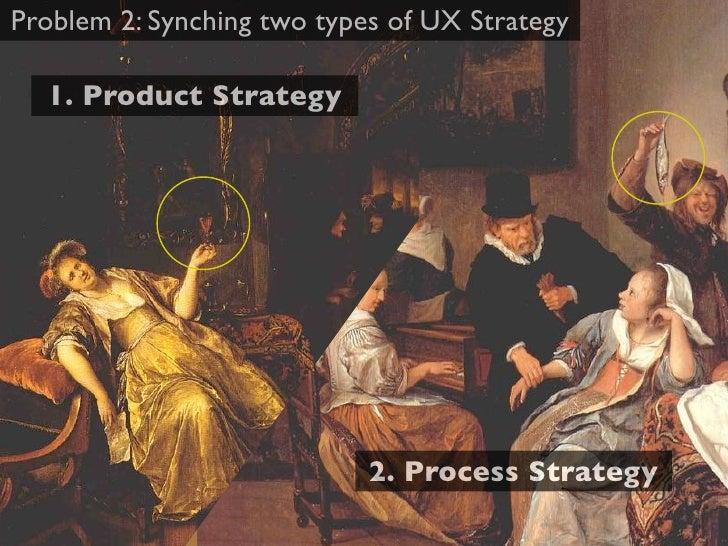 Jonathan Arnowitz Product UX Strategy: the organization   Stroomt Interactions