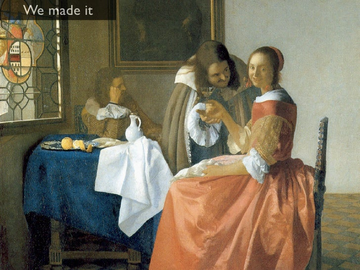 UX Strategy through the paintings of Jan Steen
