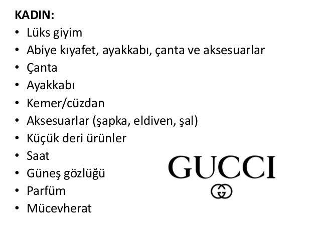 d9d69418a74fb Gucci Strateji̇k Marka Anali̇zi̇
