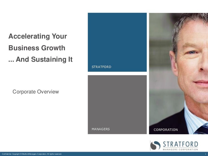 Accelerating Your        Business Growth        ... And Sustaining It                                                     ...
