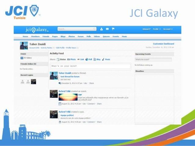 JCI Galaxy