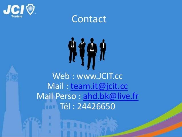 Stratégie de communication JCIT 2013