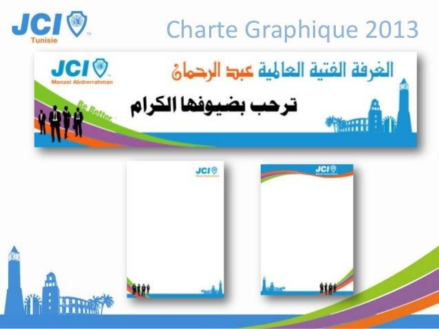 Charte Graphique 2013